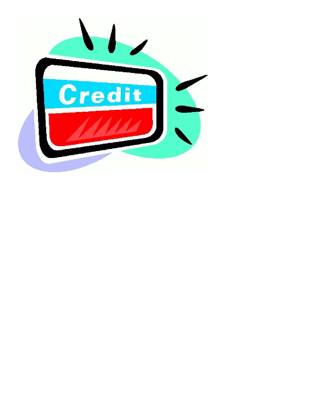 credit card clipart